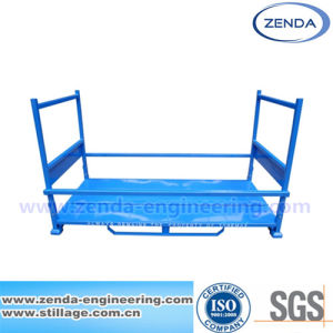 Tyre Pallet / Collapsible Cage Pallet / Tire Stillage pictures & photos