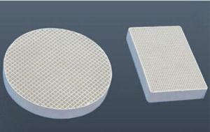 Alumina/Mullite/Cordierite Ceramic Honeycomb Filter for Casting pictures & photos