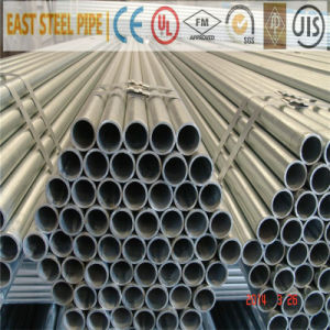 Q235 Hot DIP Galvanized Gi Steel Structure Pipes for Greenhouse pictures & photos