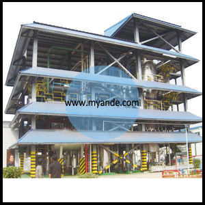 100 to 3000t/D Tea Seed Oil Production Line with 3D Design pictures & photos