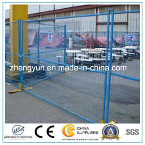 2017 Online Shopping New Products Galvanized Temporary Fence, Metal Fence pictures & photos