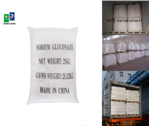 99% Purity Sodium Gluconate for Textile Auxiliary
