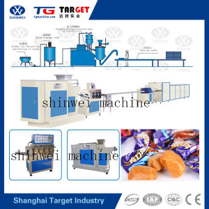 Industrial Product T300-F Central-Filled Toffee Candy Making Line pictures & photos