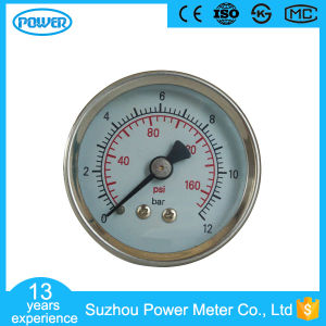 50mm Stainless Steel Case High Quality Manometer pictures & photos