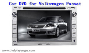 Car DVD Player Forvolkswagen Passat with TV/Bt/RDS/IR/Aux/iPod/GPS pictures & photos