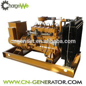 Plug Ignition 50kw Biogas Generator with ISO pictures & photos