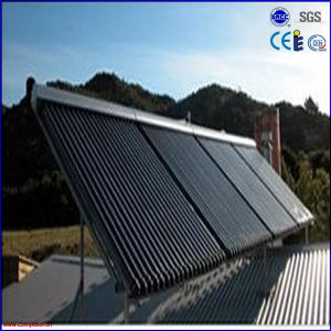 High Pressure Heat Pipe Solar Collector pictures & photos
