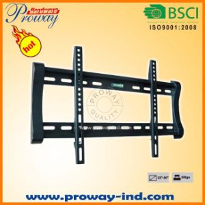 "Low Profile LCD TV Wall Bracket for 32 -60"" LCD Plasma LED Tvs up to Max Vesa 500X450mm, 110lbs Heavy Duty pictures & photos"