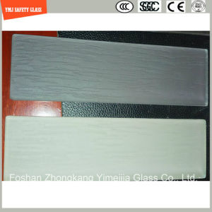4-19mm Tempered UV-Resistance Acid Etched Glass for Outdoor Furniture or Decoration pictures & photos