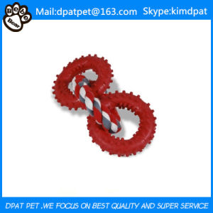 Factory Supply Pet Toy Cotton Rope pictures & photos