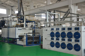 Horizontal Type Energy Saving Enamelling Machine (TLQ4/1-12+12/8)