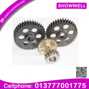 Customized Pinion with CNC Machining Rotary Type Bevel Gear in China Planetary/Transmission/Starter Gear pictures & photos