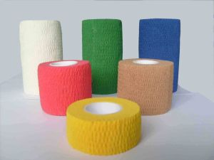 Disposable Elastic Adhesive Bandage pictures & photos