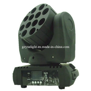 CREE LED 10W 4in1*12PCS Beam Moving Head pictures & photos