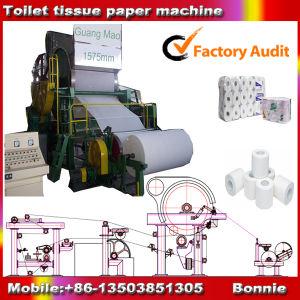 Napkin Tissue Paper Jumbo Roll Making Machine pictures & photos