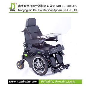 CE Approved Standing Handicapped Electric Wheelchair pictures & photos