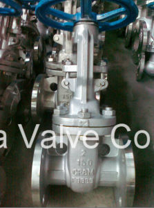 API Stainless Steel Flange Gate Valve pictures & photos