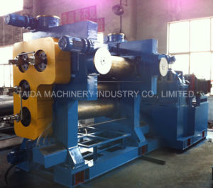 Rubber Sheet Processing Production Line Calender Machine Plant Factory pictures & photos