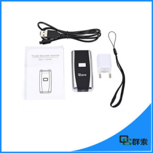 Warehouse Stocktaking USB Barcode Mini Wireless Portable Scanner pictures & photos