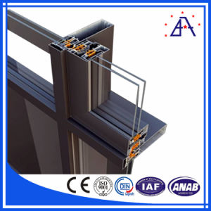 High Popular Aluminum Profile for Curtain Glass/Aluminium Frame pictures & photos