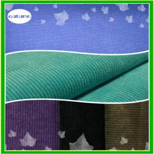 Cotton Fabric 18W Straight Corduroy for Garment (900-143)