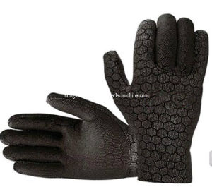 Neoprene Gloves for Diving Fishing (HX-G0001) pictures & photos