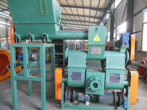 Punching Press Biomass Briquette Machine pictures & photos