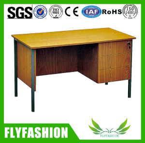 Wooden Office Table for Teacher with Drawer Office Furniture1 pictures & photos