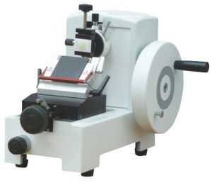 Easy-Operate Laboratory Manual Rotary Microtome pictures & photos