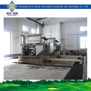 Integrated Drum-Typed Thickening and Dehydrating Machine