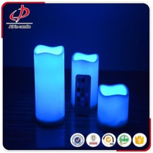 Flameless LED Candle Light with Remote Control pictures & photos