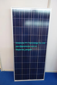 150W Poly Solar Panel with Lowest Price But Good Quality Mainly Export to Pakistan, Afghanistan, Nigeria, Dubai etc... pictures & photos