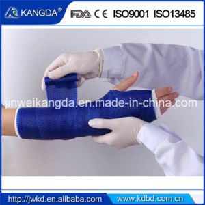 Elbow Immobilization for Fracture Fiberglass Casting Tape Medical Bandage pictures & photos