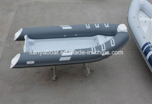 Liya CE Certificated 4.2m Rib Boat Hypalon Inflatable Boat China pictures & photos