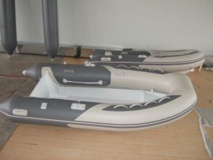 Inflatable Aluminum Rib Boat