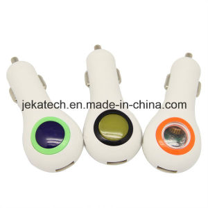 3.1A High Quality USB Car Charger pictures & photos