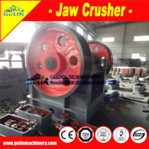 PE Gold Jaw Crusher for Stone Rock Gold Mine pictures & photos