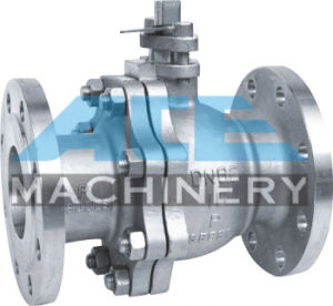Sanitary Stainless Steel Ball Valve with Tri-Clamps Ends (ACE-QF-2G) pictures & photos