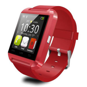 Sports U8 Digital Camera Wrist Watch, Mobile/Cell Phone Bluetooth Smart Watch for Ios/Android