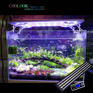 Dimmable Wieless 433m Two-Way Control System LED Aquatic Lighting for Coral Fish (SI4BRR030)