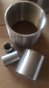 Stainless Steel Pipe Fittings BSP/DIN2999 Socket in Stock pictures & photos