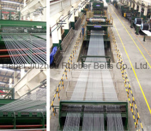 Steel Cord Rubber Conveyor Belts pictures & photos