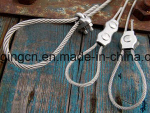 8X19 Bright Wire Rope in Eips Iwrc (Rotation Resistant) pictures & photos
