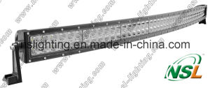50inch 288W LED Light Bar Spot Flood Combo Beam for Offroad Driving SUV Car Boat Mine pictures & photos