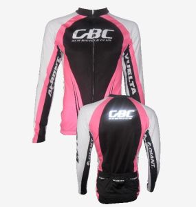 100% Polyester Full Sublimaton Print Cycling Wear