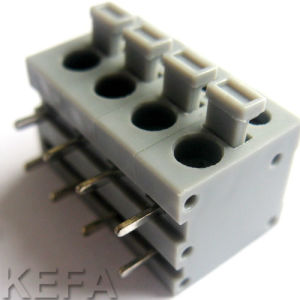 Spring Terminal Block for Wire to Panel Connection pictures & photos