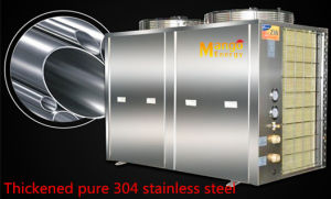 Suitable for Coastal Areas Pure Stainless Steel, Beauty Design, Acid-Proof Alkaline, Never Rust and Durable Heat Pump System pictures & photos