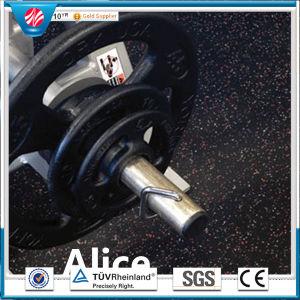 Anti-Static Rubber Mat/Interlocking Gym Matting/Sports Rubber Flooring pictures & photos