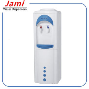 Simple and Decent Design Water Dispenser with/Without Cabinet (XJM-1291) pictures & photos