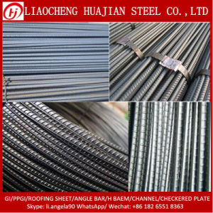 Prime Deformed Steel Rebar with Gr40 Gr60 pictures & photos